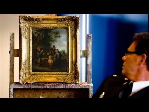 Priceless Art Theft and Recovery with Robert K. Wittman