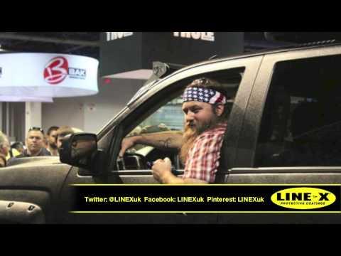 Si Robertson Chevy Truck