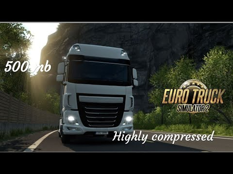 Download highly commpresed ets2 in 500 mb