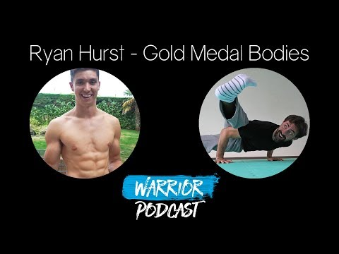 Ryan Hurst  Play, Mobility and Embracing The Suck  Warrior Podcast 1