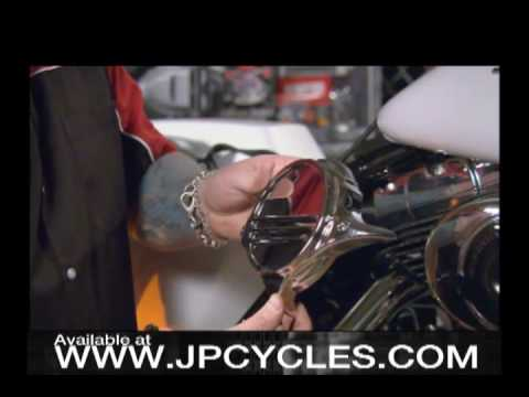 Kuryakyn Infiniti Air Cleaner installation brought to you by J&P Cycles.