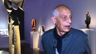 """Gérard Mannoni, un sculpteur """"sérieux"""" au musée de la ville"""