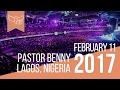 Benny Hinn Live In Lagos, Nigeria February 11th, 2017 video