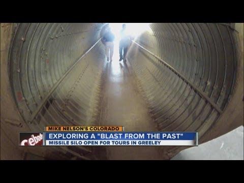 Discover Colorado: Tour a missile silo