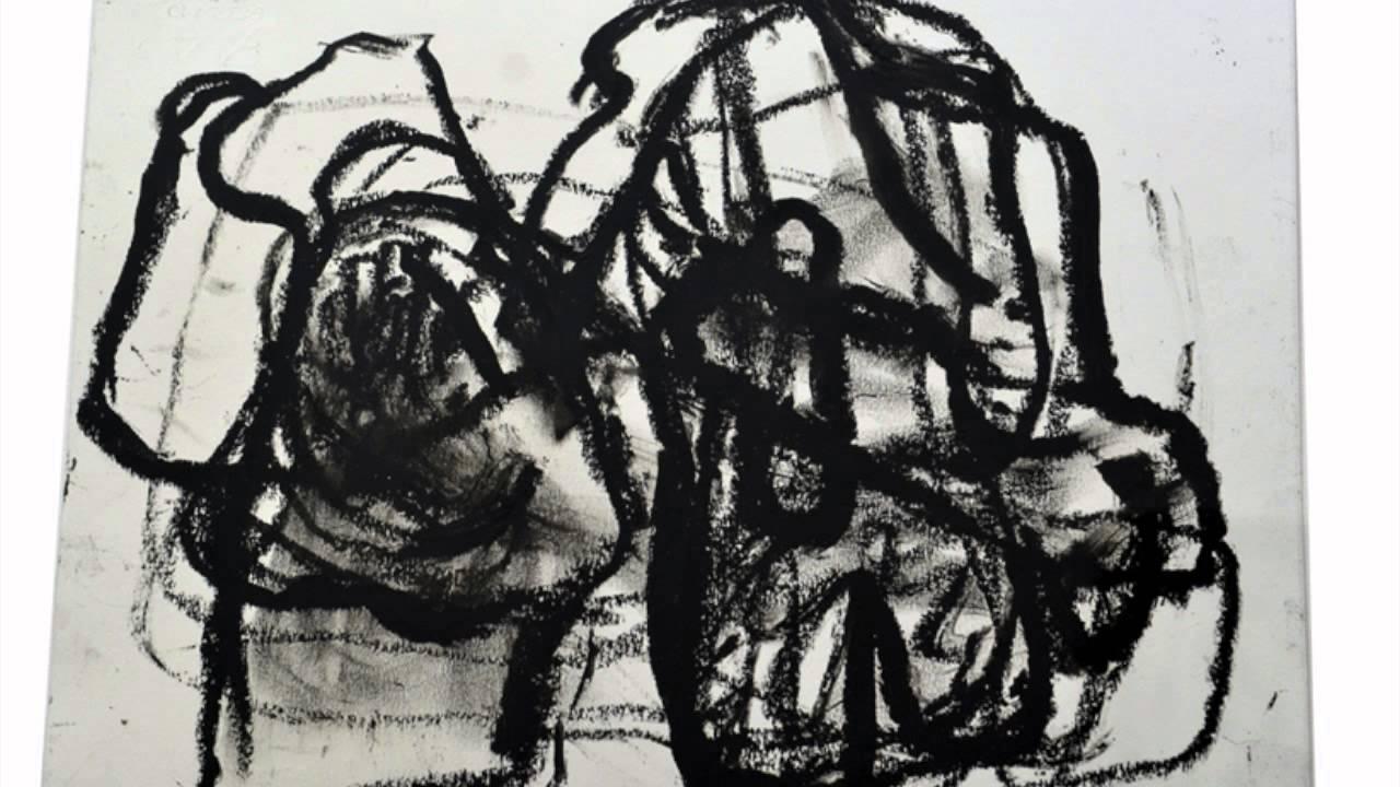 """Ben noto Egisto Macchi """"Janis Kounellis"""" Pittura Contemporanea - YouTube SZ18"""