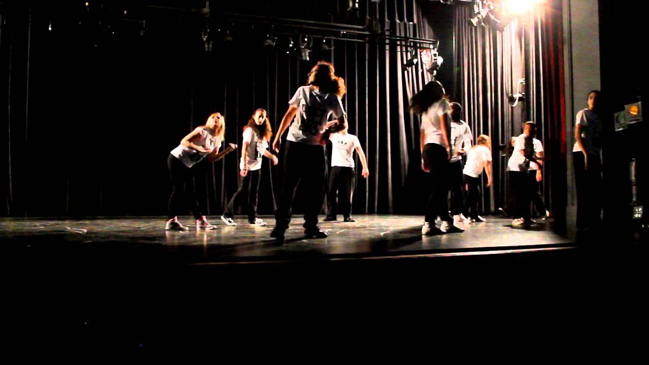 The Hip Hop Dance Club SUNY BROCKPORT - YouTube