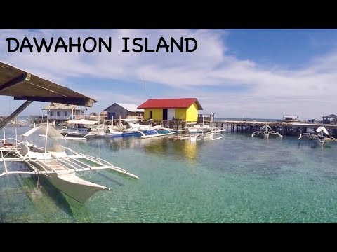 Dawahon Island - Part 2 - COULD YOU LIVE HERE? - Fishing boat - Leyte - Philippine daily life