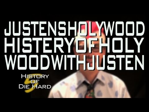 Hollywood History with Justen #5: History of Die Hard
