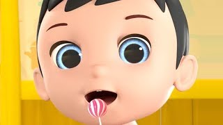Johny Johny Yes Papa Nursery Rhyme | Songs for Kids by Little Treehouse