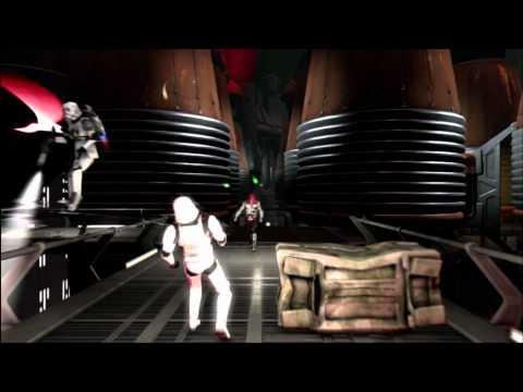 Star Wars The Force Unleashed II | sizzle reel (2010)