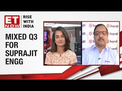 Suprajit Engg's CMD, Ajith Rai speaks on impact in Q3 of their commodities hedging strategies