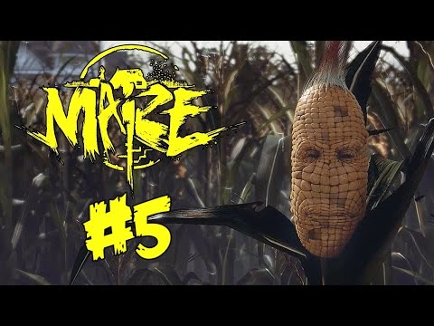 Maize - Part 5, The Great Tea Party Massacre (Gameplay / Wal