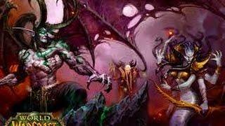 Warcraft III The Frozen Throne (прохождение). Компания Альянса. Финал: Приказ Кил-Джедена.