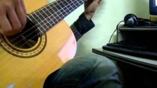 Nối vòng tay lớn guitar classic