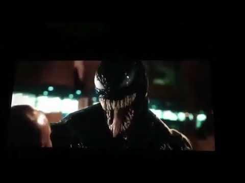 VENOM| leaked footage| Venom (2018) (first look at the symbiot)