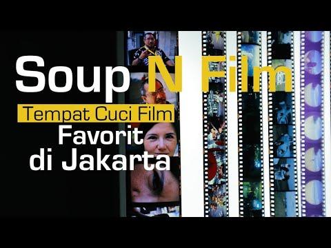 Soup N Film, Tempat Cuci Film Favorit di Jakarta