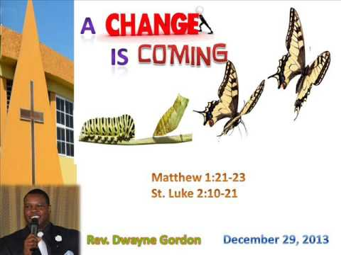 Eastwood Park Road NTCOG Rev Dwayne Gordon