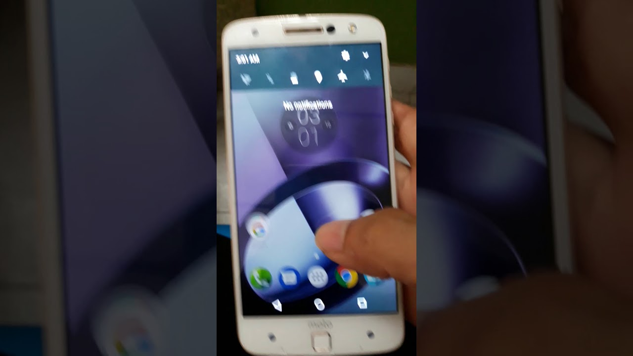 db103b68f6cb  MOTO Z XT1650  Error en el wifi y bluetooth luego de actualizar a Android  7. Reinicios Constantes