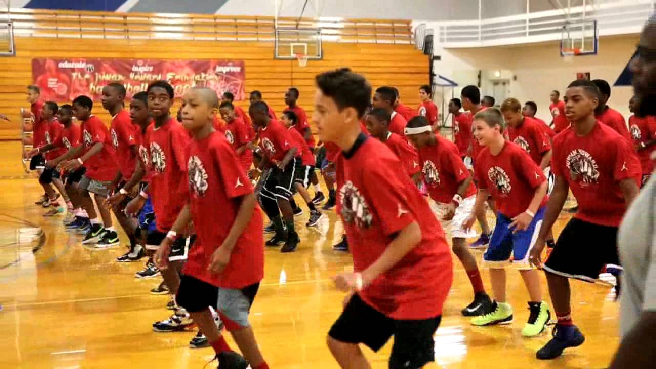 Juwan Howard Basketball School Sign Up Now at
