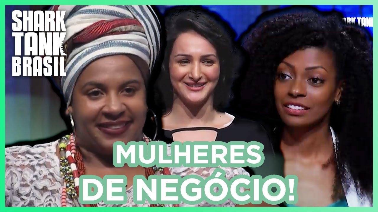 ESPECIAL Mulheres Empreendedoras #01 | Shark Tank Brasil