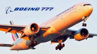 The Boeing 777 - Short film