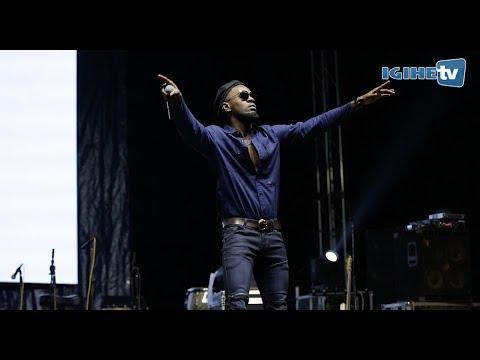Patoranking Performing at Kigali Up 2017