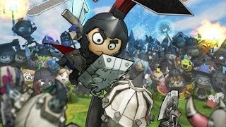 Happy Wars Xbox One Review