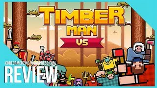 Timberman VS on Nintendo Switch Review
