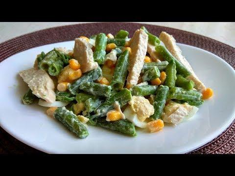 ЕШЬ и ХУДЕЙ! Очень вкусный салат на ужин/ ПП рецепты