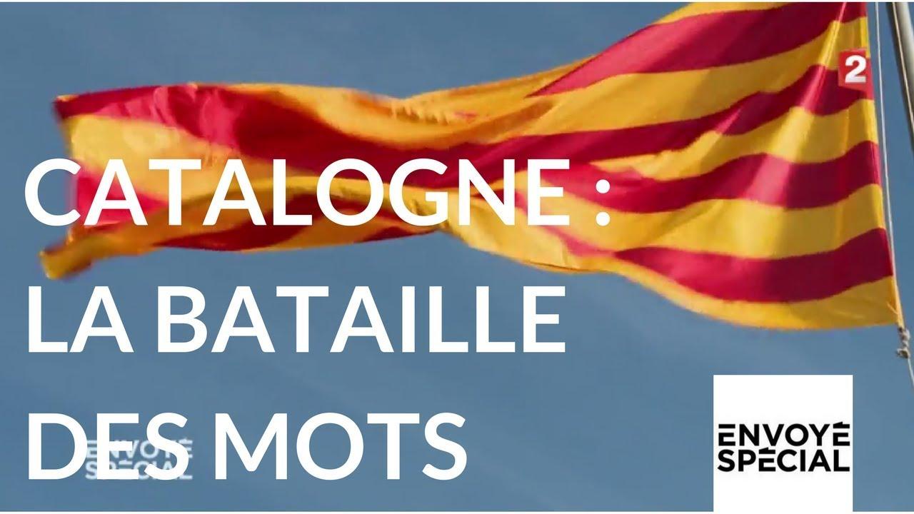 Resultado de imagen de Catalogne, la guerre des mots