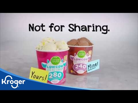 Simple Truth Low Cow Lite Ice CreamVIDEO Kroger YouTube