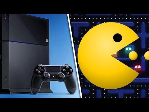 PS4 SLIM DE 1 TERA E O PAC MAN MAKER