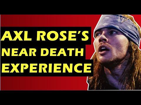 Guns N' Roses:  Axl Rose's Near Death Experience & 'Coma'