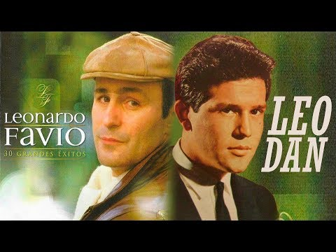 Mano A Mano Leonardo Favio Y Leo Dan - Viejitas & Bonitas