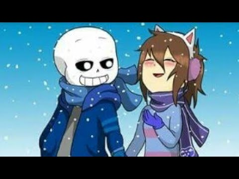 [Sans X Frisk] If I Do It (description)