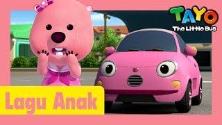 Tayo Lagu Pembukaan Tema belajar warna merah muda l lagu untuk anak-anak l Hey Tayo l Tayo bus kecil