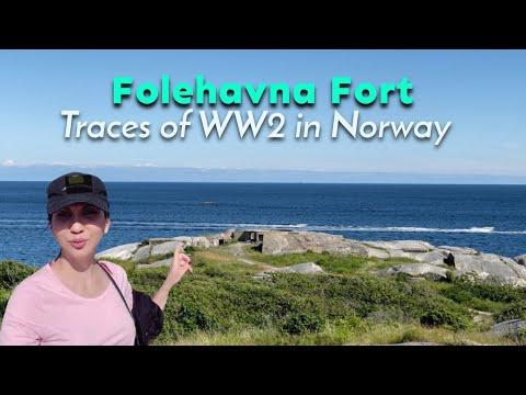 Exploring Norway: Folehavna