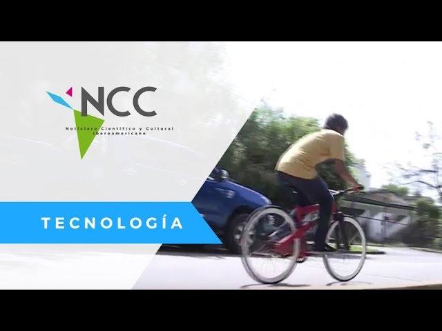 Iniciativa Survike crea bicicletas recicladas
