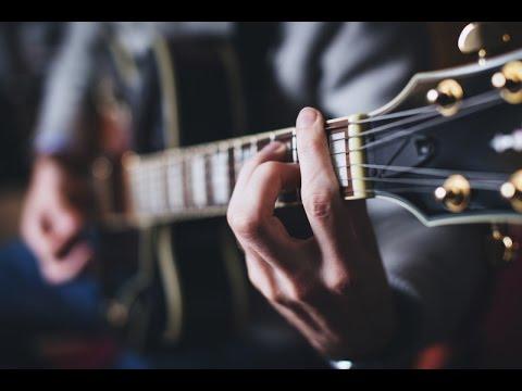 Pertempuran Hati Netral Guitar Melodi Distorsi Tutorial