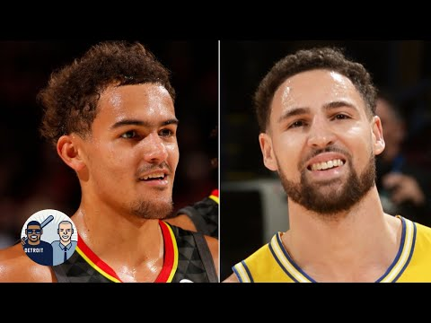 Trae Young needs a running mate like Klay Thompson - Jalen Rose | Jalen & Jacoby