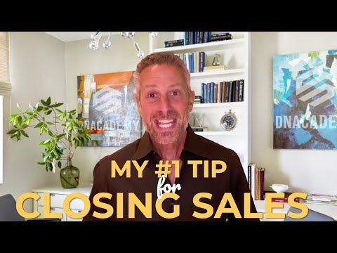 #1 Tip for Closing Domain Name Sales