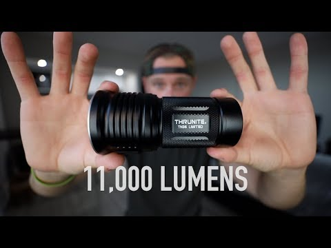 Thrunite TN36 Limited | 11,000 Lumens!