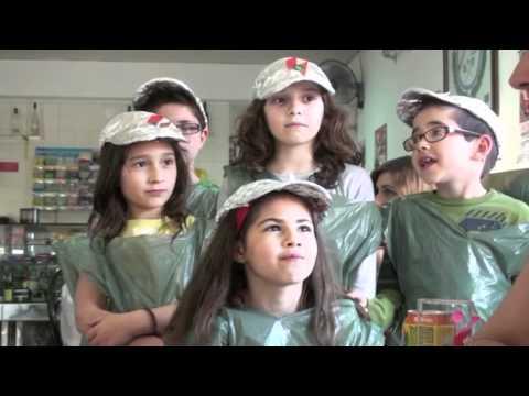 EB1 Santiago dos Velhos - Vamos salvar o mundo - parte 2