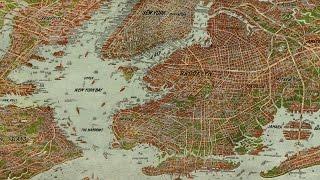 New York City Metropolitan Area (1912) - Musical Preview