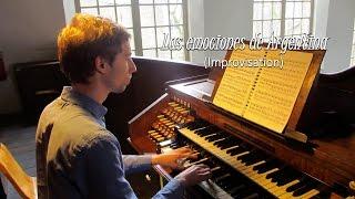Las emociones de Argentina - Improvisation Gert van Hoef - Augustijnenkerk Dordrecht
