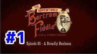 バートラム・フィドルの冒険 エピソード1:霊刻なる事件 #1【Nintendo Switch】