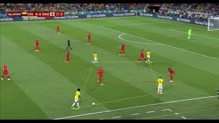 Can England Actually WIN This Thing? - England - Colombia Tactical Analysis