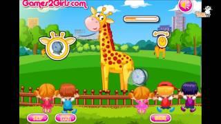 Gra Zoo dla dzieci