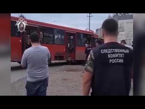 В Перми проводится проверка по факту ДТП с автобусом