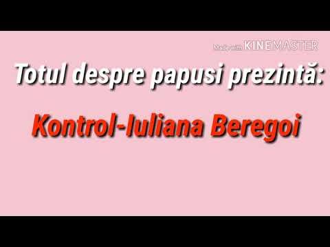 Iuliana Beregoi-Kontrol (versuri)